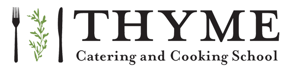 Thyme Catering and Cooking SchoolLogo